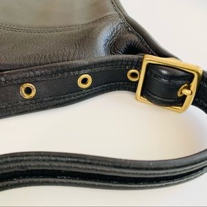 Coach Bags - Vintage Coach Bag Leather with Gold Hardware